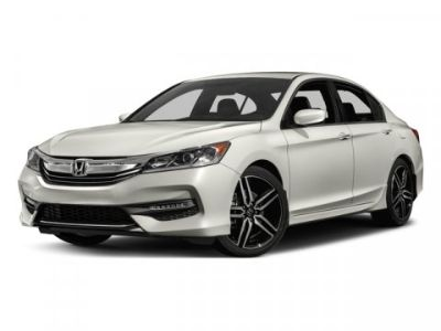 2017 Honda Accord Sport (Gray)