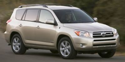 2007 Toyota RAV4 Limited (Green)