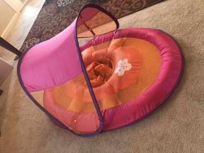 Baby Pool Float With Shade