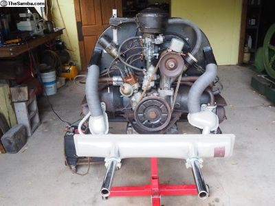turnkey 1200cc 40 hp engine