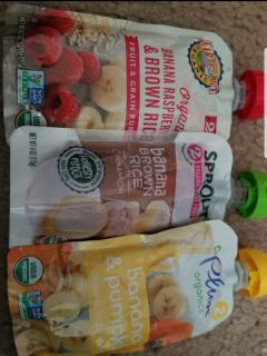 15 Baby food pouches
