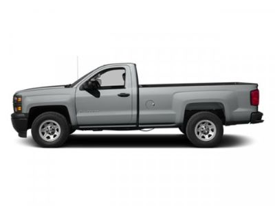 2014 Chevrolet Silverado 1500 Work Truck (Silver Ice Metallic)