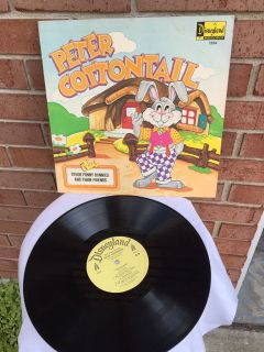 Peter Cottontail Record