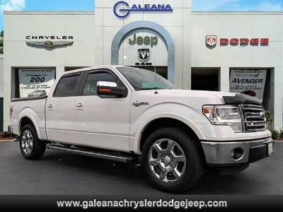 Used 2014 Ford F-150 2WD SuperCrew 145