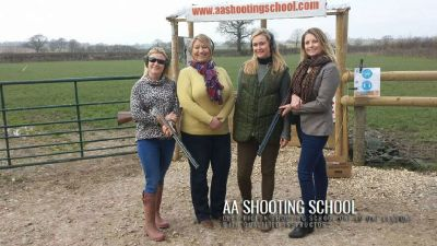 Now Clay pigeon shooting offers from AA Shooting School, Dorset, UK