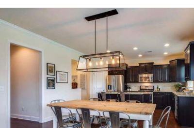 Dining light fixture. Oil rubbed bronze.
