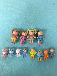 Cabbage Patch Lil Sprouts Dolls and Babies