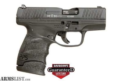 For Sale: New Walther PPS 9mm Pistol, will Ship