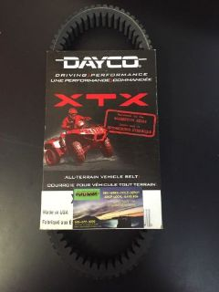 Find Dayco XTX2240 DRIVE BELT 350 BRUIN GRIZZLY 750 TERYX BRUTE FORCE * MADE IN USA * motorcycle in Hoskinston, Kentucky, United States, for US $89.95