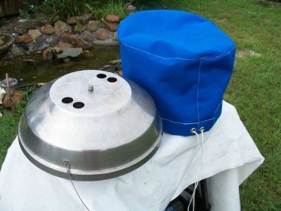 Purchase Pacfic Blue SUNBRELLA Sailboat Magma Marine BarBQ Cover,Fit Great waterproof motorcycle in Flagler Beach, Florida, United States, for US $35.00