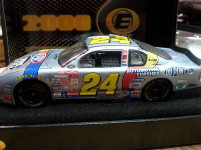 "Jeff Gordon ""Elite"" Nascar 2000 Car"