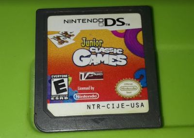 NINTENDO DS GAMES PRICE IS FOR EACH