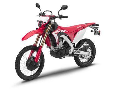 2019 Honda CRF450L Motocross Motorcycles Everett, PA