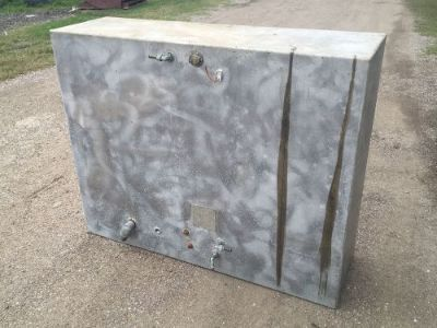 Buy 220 Gallon Aluminum Marine Fuel Tank 60 x 48 x 18 CALL FOR SHIPPING QUOTE motorcycle in Houston, Texas, United States, for US $400.00