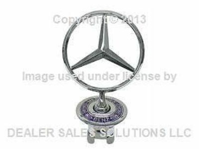 Find Mercedes w140 S-class Hood Star emblem GENUINE front engine lid insignia motorcycle in Lake Mary, Florida, US, for US $32.35