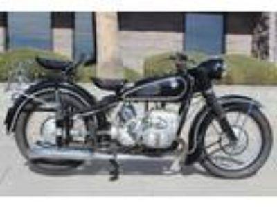 1951 BMW R51 500 Classic post-WWII