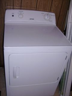Hot Point white dryer used 2 years old very clean