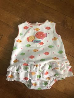 Sweet fish outfit