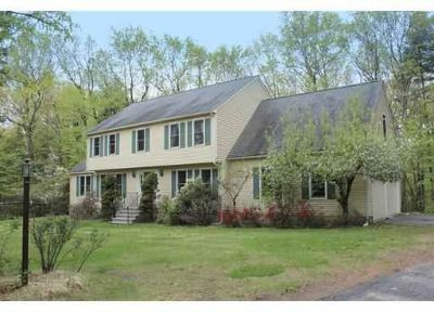 1 Appaloosa Cir HOPKINTON Four BR, Set on a wooded neighborhood