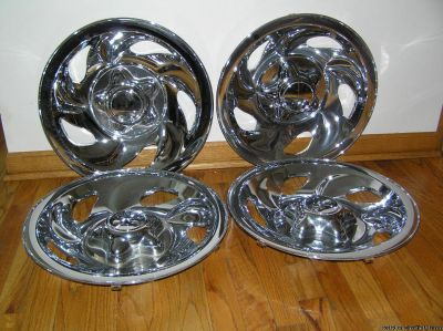 "16"" Wheel Covers"
