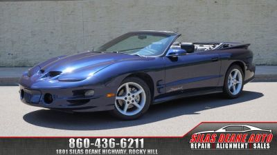 2002 Pontiac Firebird Trans Am (Blue)