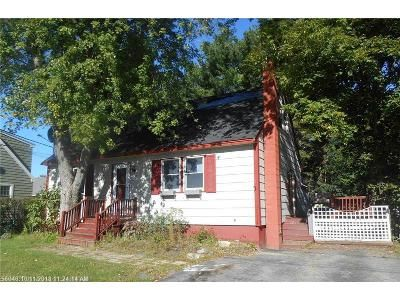 4 Bed 2 Bath Foreclosure Property in Portland, ME 04103 - Cypress St