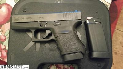 For Sale: Glock 36 today only