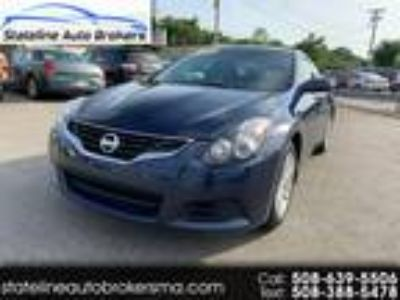 Used 2011 NISSAN Altima Coupe For Sale