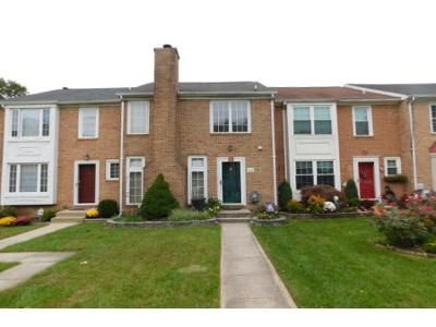 1.5 Bath Preforeclosure Property in Nottingham, MD 21236 - Millwheel Ct