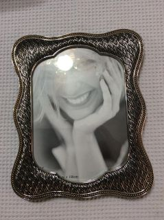 Beautiful, silver, metal picture frames $5 each