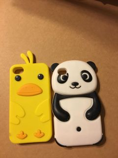 2 Iphone 4 Cases. Both for $1