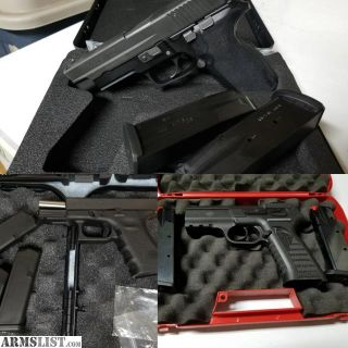 For Sale/Trade: Sig 227-R Glock 23 / 19 Tanfoglio MAPP1