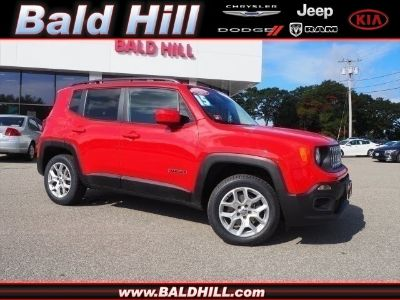 2015 Jeep Renegade Latitude 4x4 ()