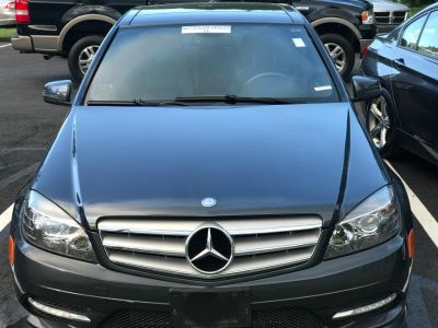 2011 Mercedes-Benz C-Class C300 4MATIC Luxury (Gray)