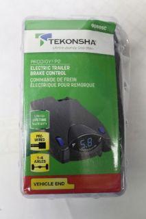 Buy TEKONSHA 90885C PRODIGY P2 ELECTRONIC TRAILER BRAKE CONTROL NIB motorcycle in Telford, Pennsylvania, United States, for US $79.99