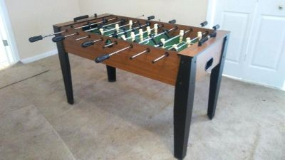 Hurricane Foosball Table Excellent Condition