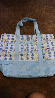 """Insulated tote bag 22""""x7.5""""x16"""""""