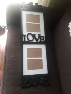 Live Love Love Picture Frame