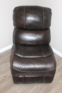 Leather Chair now available! Perfect for a gamer!