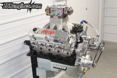 875hp 438 SBF Crate Engines