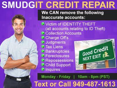 ***SmudgeIT Credit Repair***
