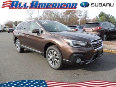 2019 Subaru Outback (Cinnamon Brown Pearl)