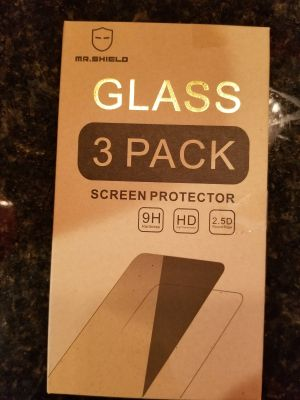 iPhone 6 or 6s Glass Screen Protector