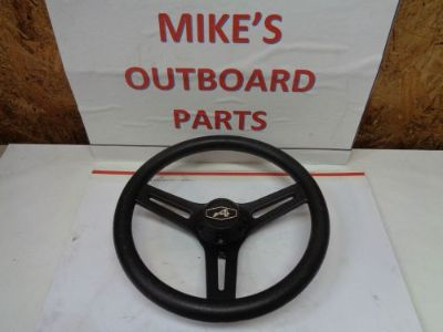 "Buy NEW 3 SPOKE STEERING WHEEL ""C"" 13 DIAM. 3.75"" DEEP@@CHECK THIS OUT@@@ motorcycle in Atlanta, Georgia, United States, for US $44.99"