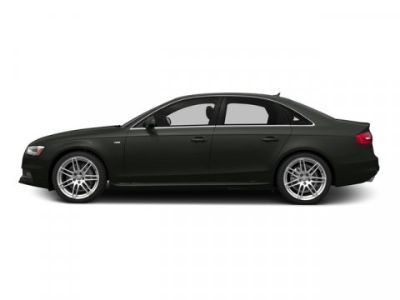 2015 Audi A4 2.0T quattro Premium (Tornado Gray Metallic)