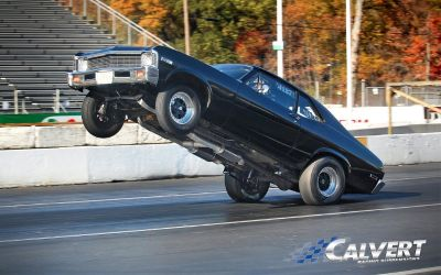 1968 Nova Stock Suspension