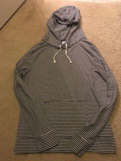 Hooded old navy lightweight sweater