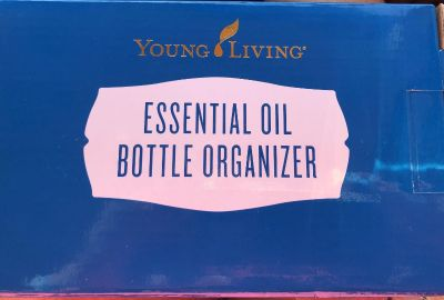 Young Living Bottle Organizer