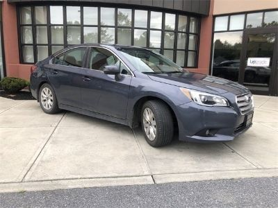 2017 Subaru Legacy (Carbide Gray Metallic)
