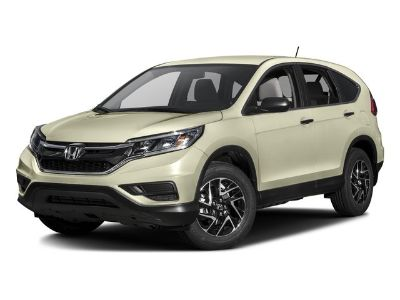 2016 Honda CR-V SE (White Diamond Pearl)